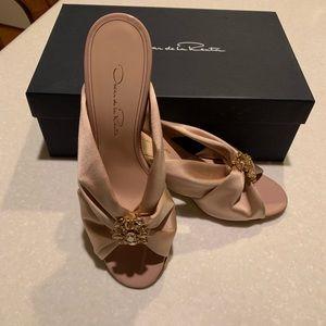 New heels! Oscar de la renta